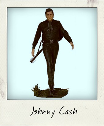 Johnny Cash action figure