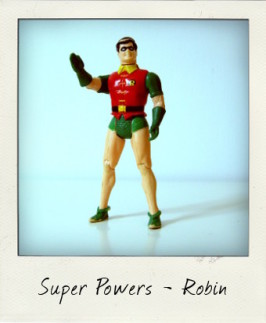 Kenner Super Powers: Robin!