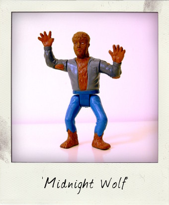 Midnight Wolf aka The Wolf Man by Simba