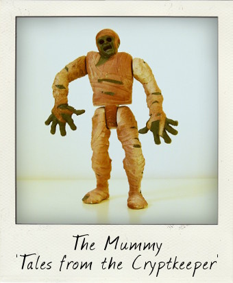 The Mummy from 'Tales from the Cryptkeeper' by Ace Novelty