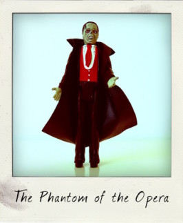 The Phantom of the Opera – Mini Monsters by Remco