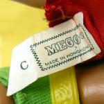 MEGO copyright information