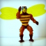 MOTU 1984 Buzz-Off figure by Mattel