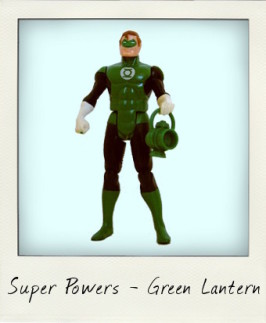 Kenner Super Powers: Green Lantern!