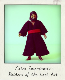 Raiders of the Lost Ark: Cairo Swordsman