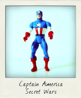 Secret Wars: Captain America