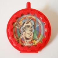 Secret Wars Secret Shield with lenticular image