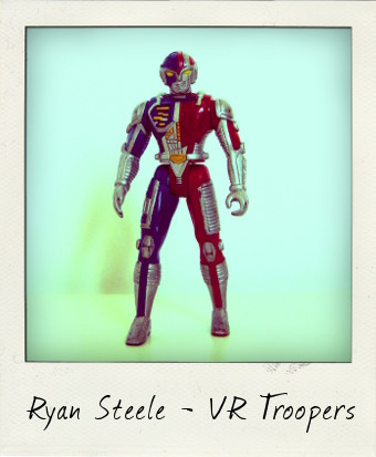 VR Troopers Ryan Steele