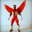 Marvel Super Heroes Secret Wars Falcon