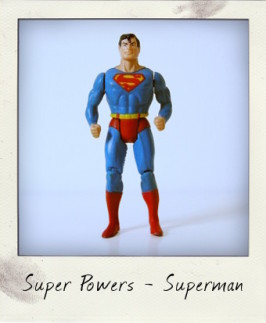 Kenner Super Powers: Superman!