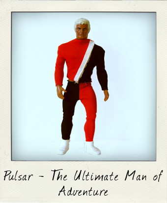 Pulsar: The Ultimate Man of Adventure