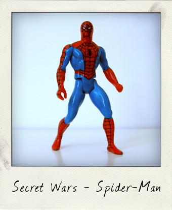 Secret Wars: Spider-Man