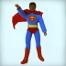8 inch Mego Superman