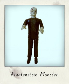 Frankenstein Mini Monsters by Remco