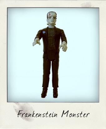 Frankenstein Mini Monsters by Remco