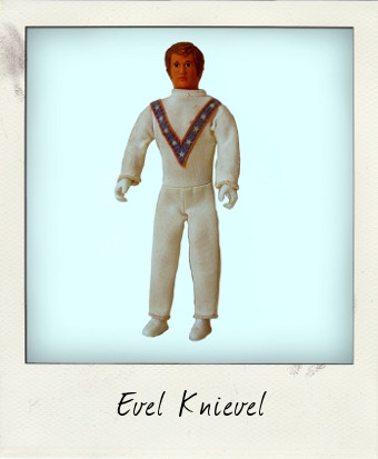 Evel Knievel by Ideal