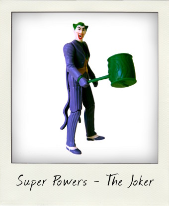 The Joker - Kenner Super Powers 1984