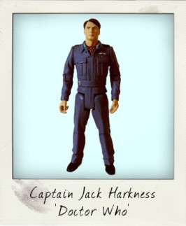 Captain Jack Harkness…And who are you?