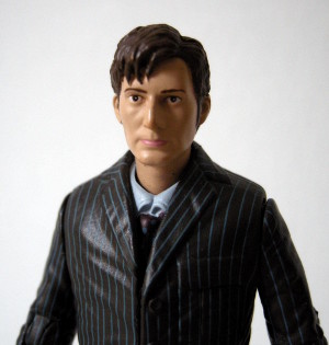 David Tennant as Doctor Who's Tenth Doctor