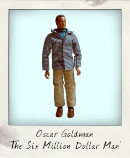 Oscar Goldman – The Six Million Dollar Man's Boss!