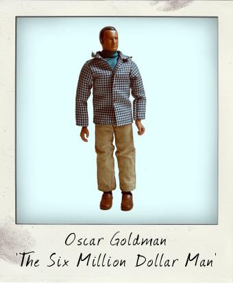 Oscar Goldman by Kenner