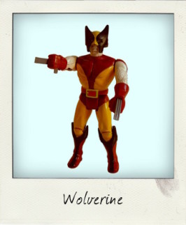 Snikt! Wolverine gets his claws out with Toy Biz!