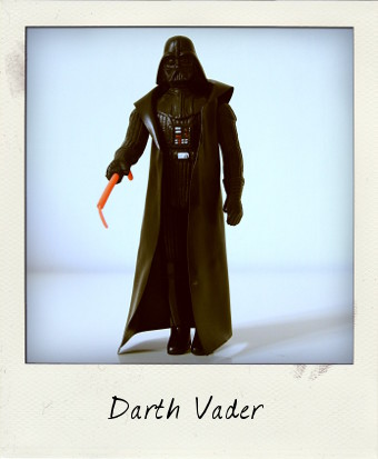 Darth Vader 1977 by Kenner