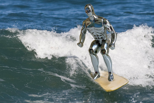 Silver Surfer - Catch a Wave!