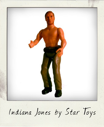 Indiana Jones by Star Toys 1987