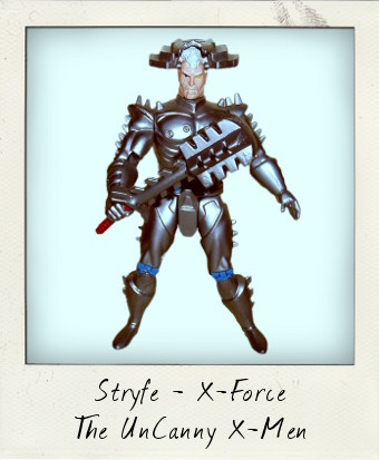 The Uncanny X-Men X-Force Stryfe