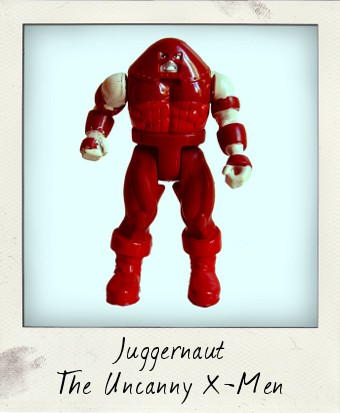 Juggernaut - X-Men by Toy Biz