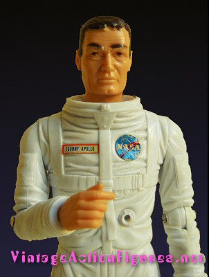 Johnny Apollo Astronaut