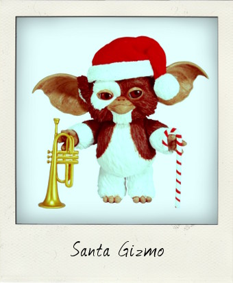 Santa Gizmo by NECA