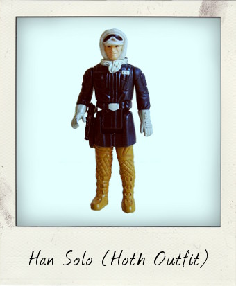 Han Solo Hoth battle Gear