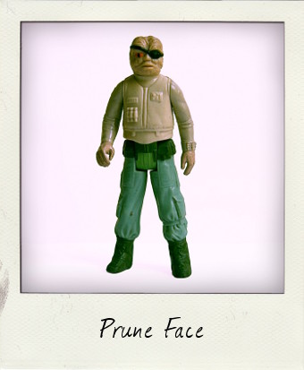 Prune Face by Kenner 1984