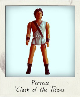 Find and fulfill your destiny: Harry Hamlin as Perseus in Clash of the Titans!