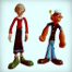 Popeye and Olive Oyl Bendees by Amscan