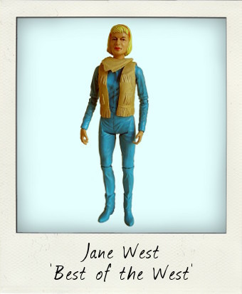 Jane West by Louis Marx