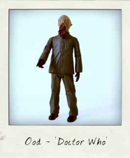 Oodles of fun with the Ood from Doctor Who!