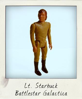 Lt. Starbuck by Mattel 1978
