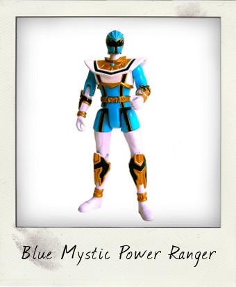 Blue Mystic Power Ranger