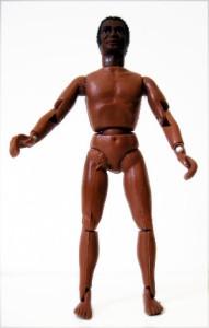 Mego Type A body