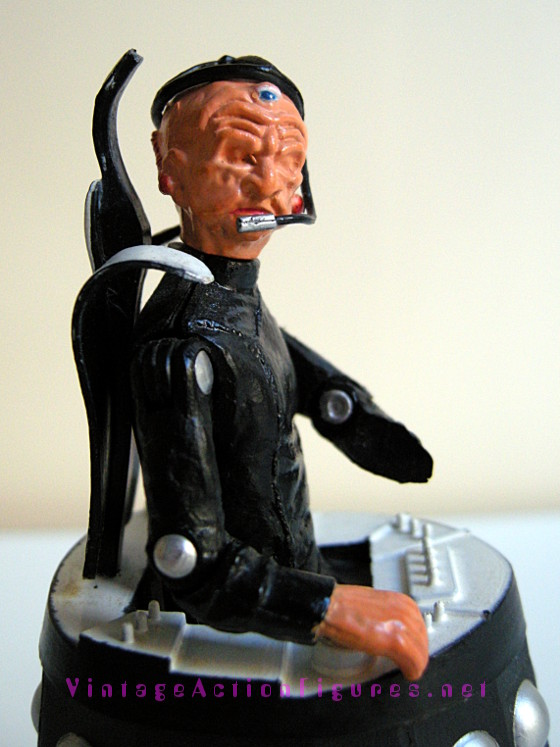 Davros - Doctor Who's scariest monster?