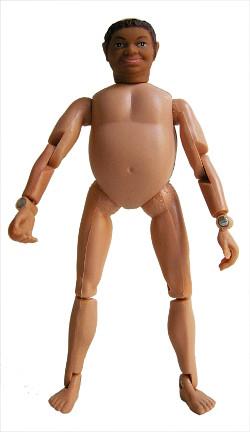 Friar Tuck - Type 1 fat torso