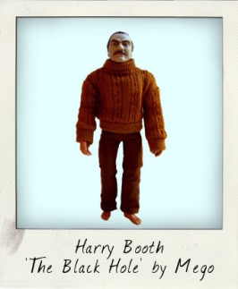 Ernest Borgnine as Harry Booth – The Black Hole by Mego