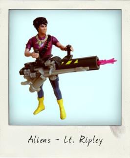 Aliens- Lt. Ripley