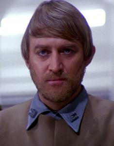 Dermot Crowley as General Madine