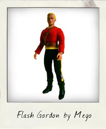 Flash Gordon by Mego