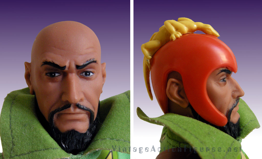 Ming the Merciless - Stunning attention to detail by Mego