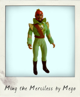Ming the Merciless – The evil emperor of Mongo by Mego